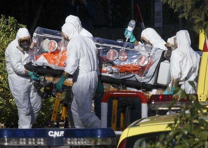 Epidemia de ébola