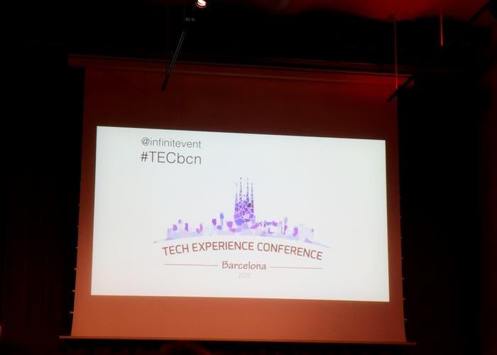 Presentación del Tech Experience Conference 2015