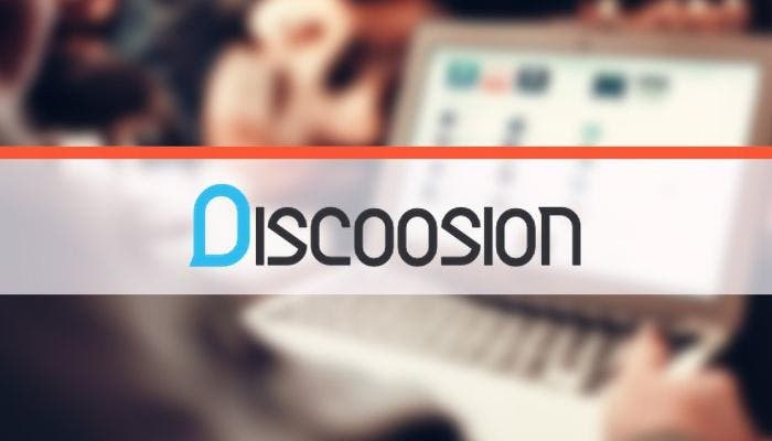 Discoosion logo