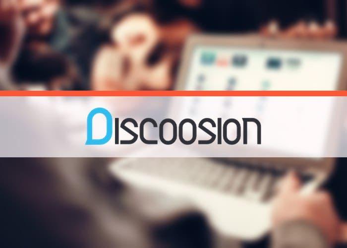 Discoosion logo