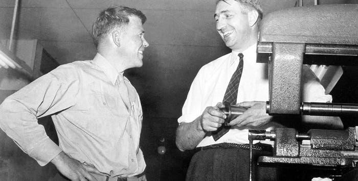 Hewlett y Packard