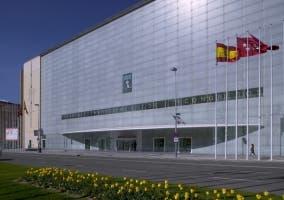 Palacio Municipal de Congresos FICOD 2015
