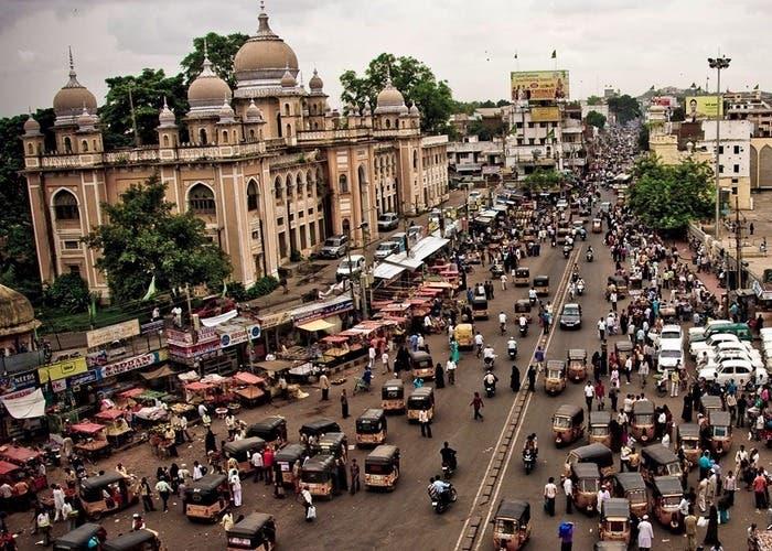RideIT en Hyderabad