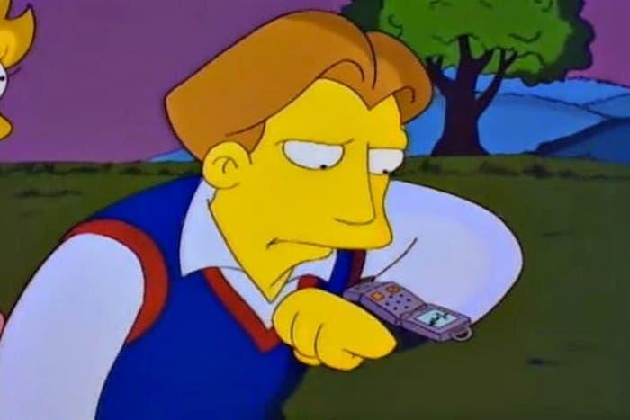 Smartwach que predijeron Los Simpson
