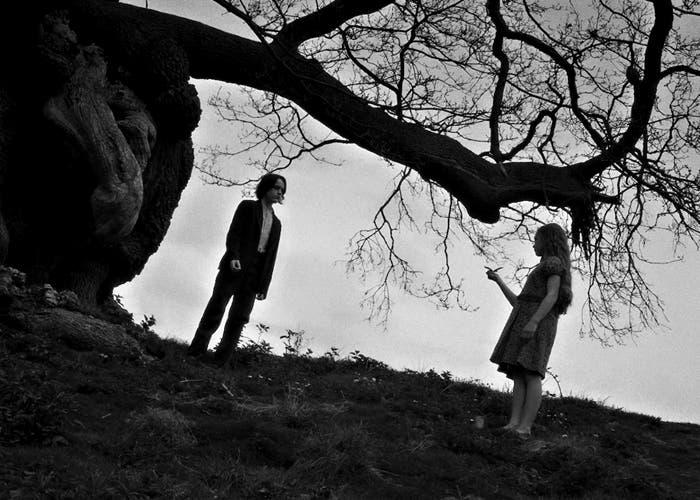 Snape y Lily