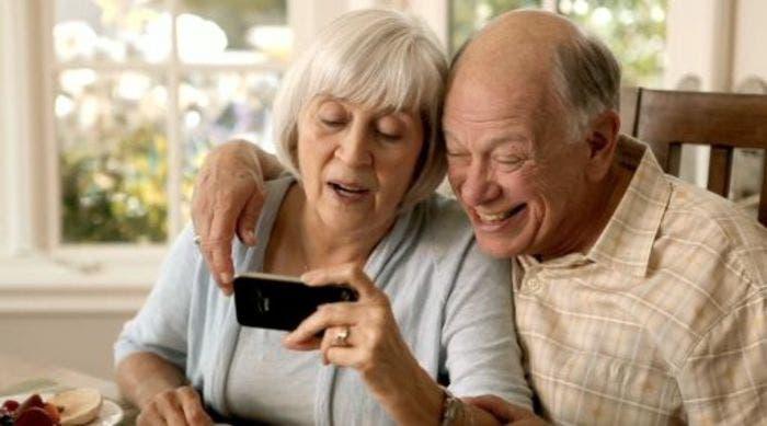 Tecnologia en mayores