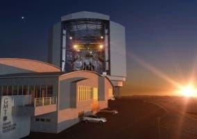 Telescopio Magallanes Atacama
