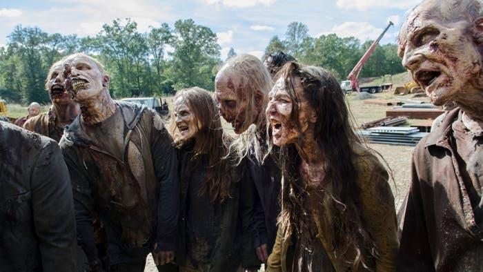 Zombies The Walking Dead