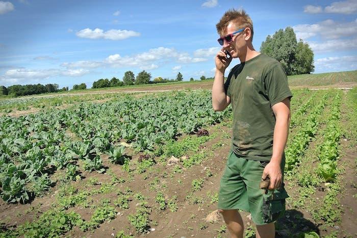granja produccion comida