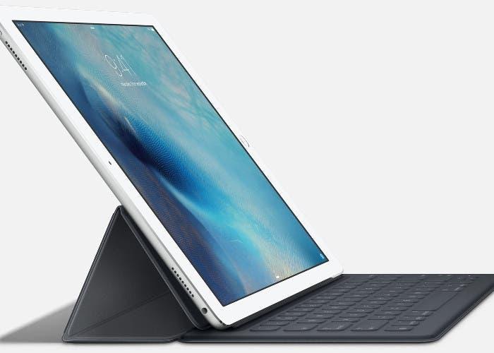 iPad Pro con teclado