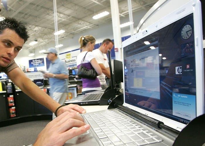 En el último trimestre, la venta de PCs siguió en aumento.