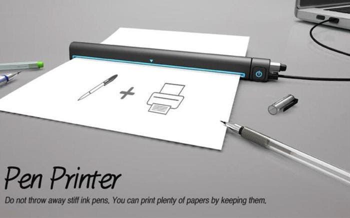 pen printer