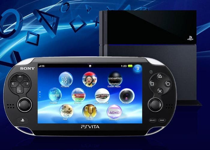 Remote Play entre PS Vita y PS4