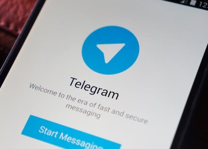 ISIS difundía mensajes propagandísticos a través de Telegram
