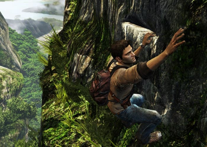 Videojuegos Uncharted: Golden Abyss