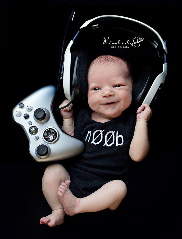 Bebe Gamer