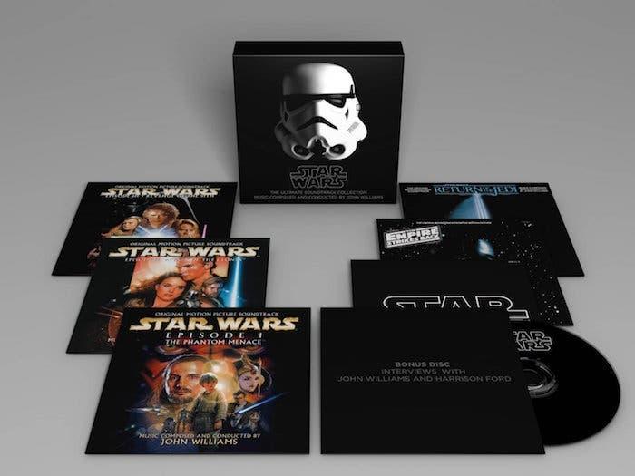 CD banda sonora Star Wars
