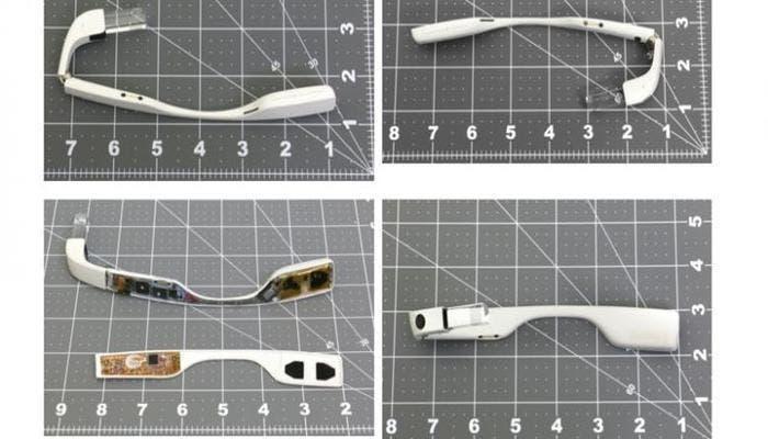 Diseño Google Glass