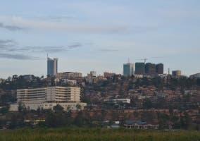 Kigali capital de Ruanda