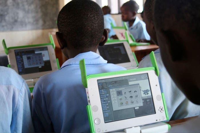 Ordenadores Ruanda