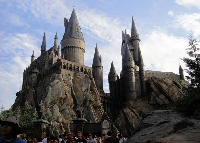 Parque atracciones Harry Potter