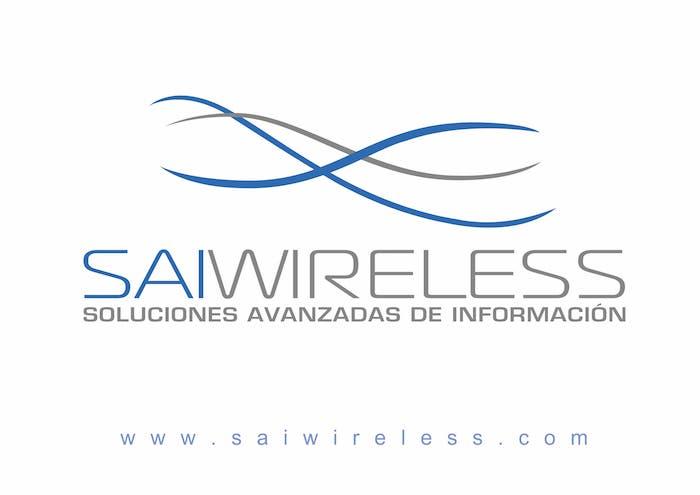 SAI wireless logo