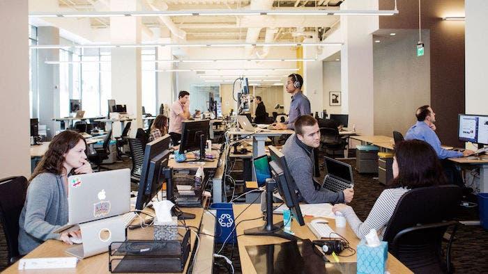 Slack oficinas