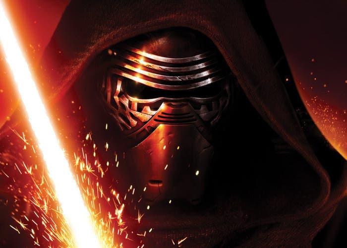 Star Wars - The Force Awakens spoilers