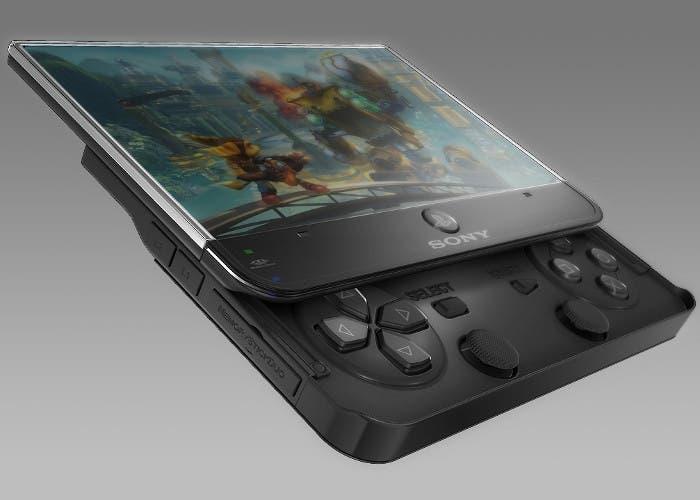 Concepto de la PS Vita 2