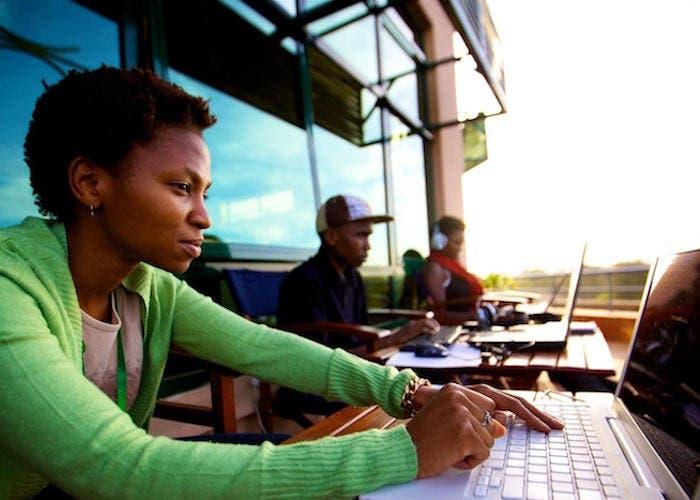 Africa tecnología