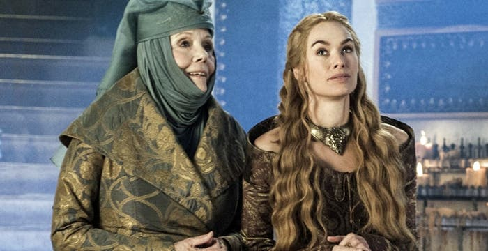 Cersei y Olenna