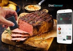 Dietsensor sensor comida