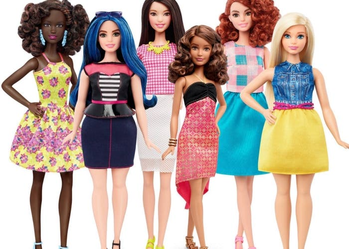 Nuevas Barbie