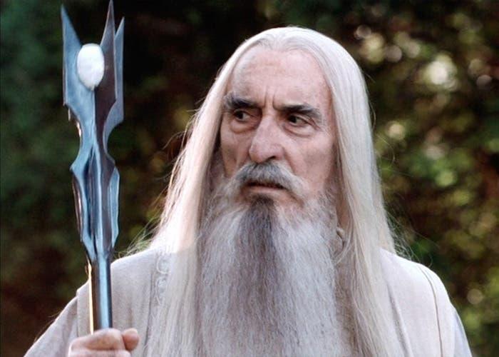 Saruman - Christopher Lee