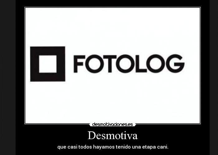 Fotolog Meme