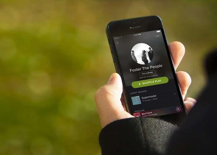 App de Spotify