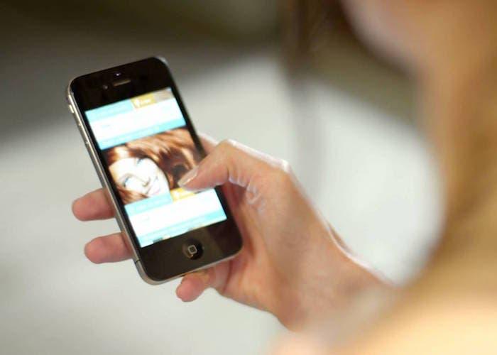 Groupalia en smartphone