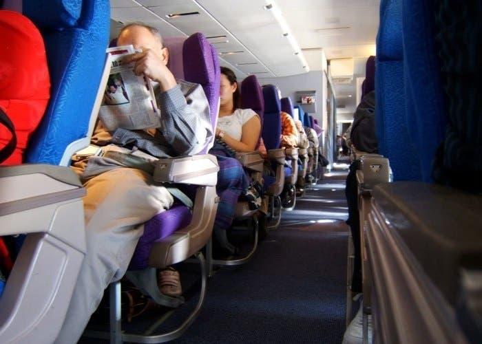 Prohibición Avión