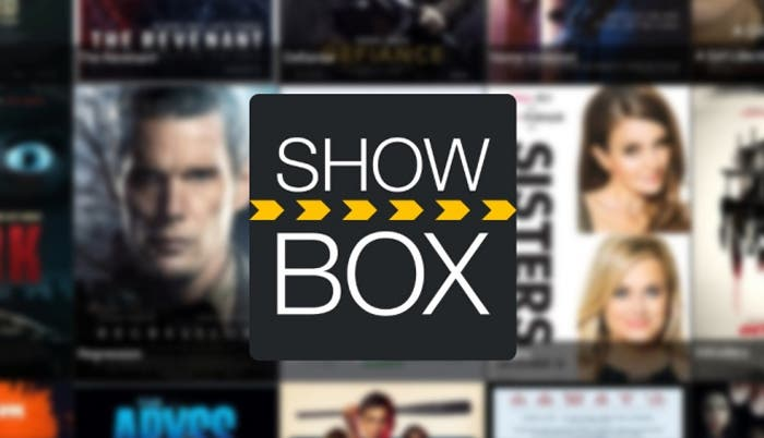 Showbox, alternativa a Popcorn Time