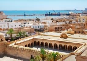 Túnez paisaje