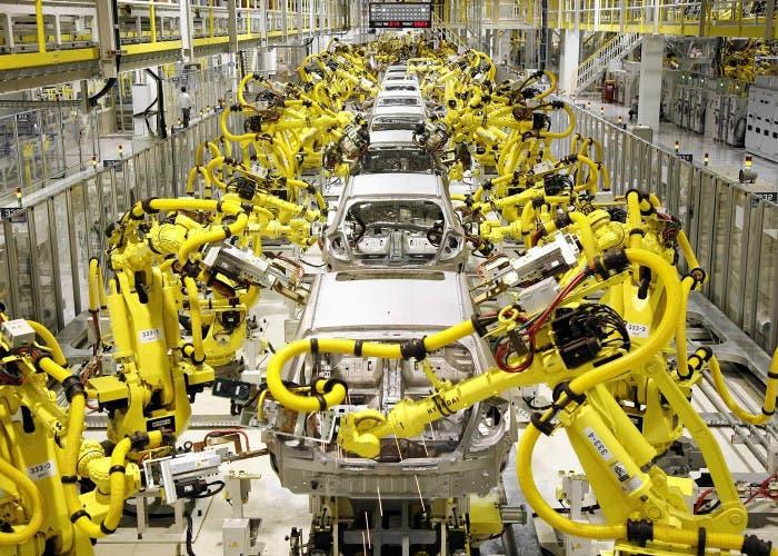 robot-industrial