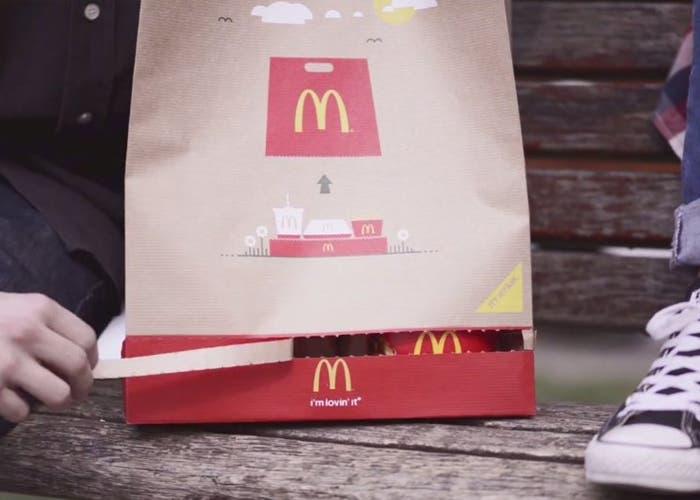Bolsa de McDonald's
