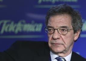 Cesar Alierta presidente Telefónica dimite