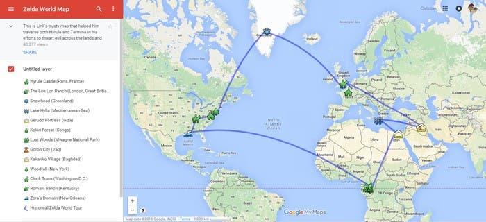 Link sustituye a pegman en google maps google maps zelda gumiabroncs Choice Image