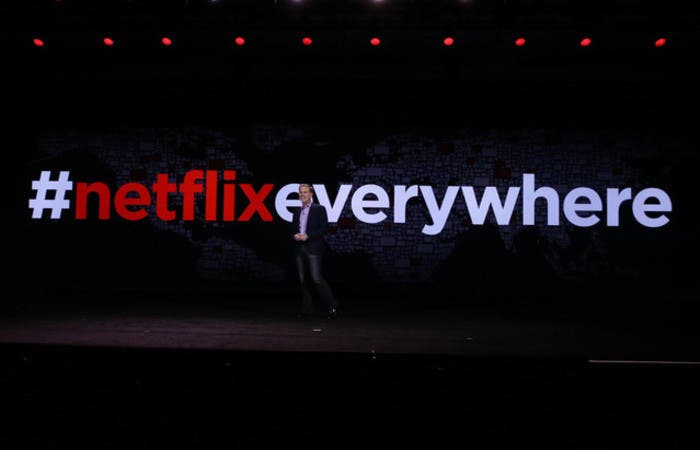 Netflix Mundial