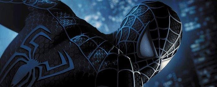 Spiderman Black Suit