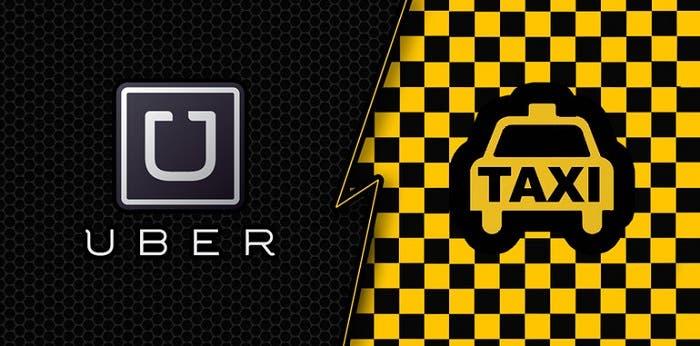 Uber-v-Taxi