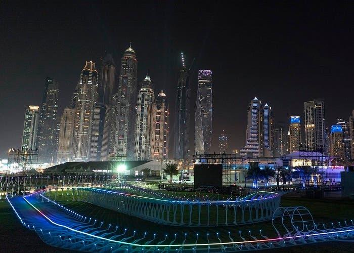World Drone Prix Dubai 2016