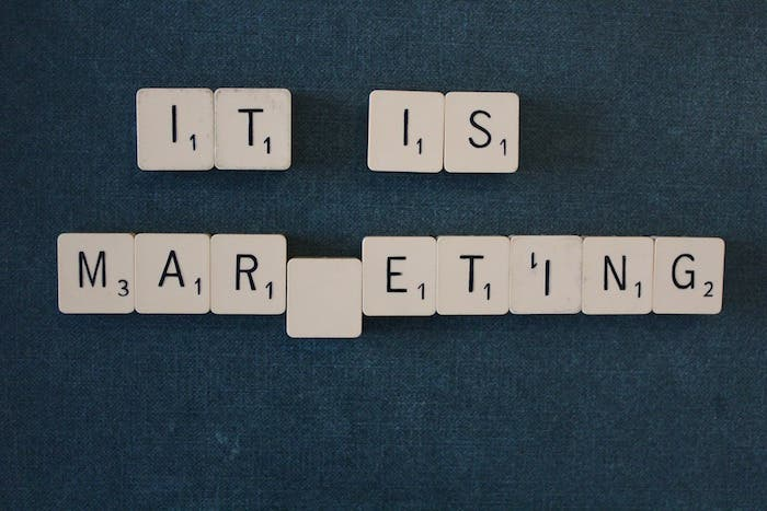 marketing letras