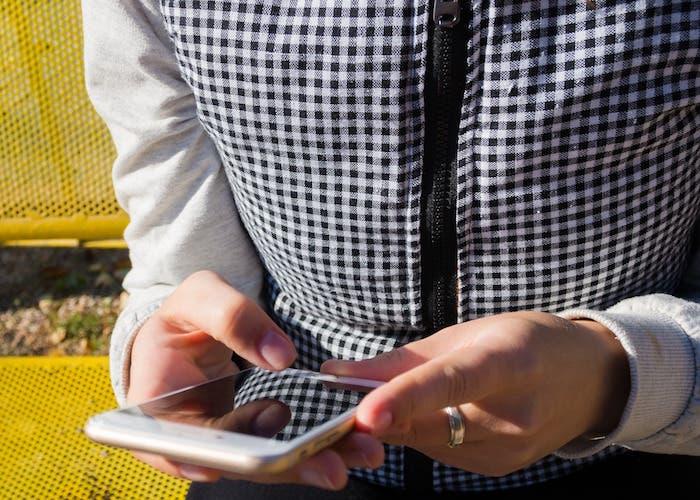 telefono movil sms